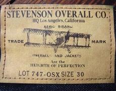 Stevenson Overall Co.