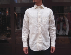 NIGEL CABOURN / BRITISH OFFICERS SHIRT PINPOINT OX
