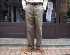 Nigel Cabourn MILITARY CHINO PANT