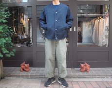 SASSAFRAS Gardenia Jacket