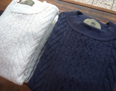Nigel Cabourn FISHERMANS SWEATER