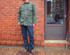 GUNG HO SP 4POCKET JACKET