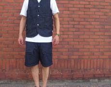 SASSAFRAS  Fall Leaf Gardener Vest