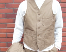 Nigel Cabourn HOSPITAL JACKET/VEST/PANTS