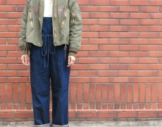Nigel Cabourn B-43 FLIGHT JACKET