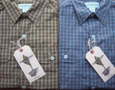 SASSAFRAS C&P.O. Apron Shirt