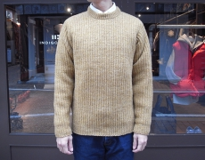 Bartlett Yarns Reverse Stitch Crew Knit&KNIT CAP
