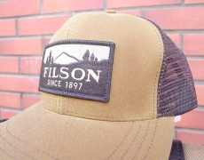 FILSON Rugged Twill+Bridle Leather