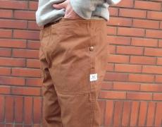 SASSAFRAS Fall Leaf Frame Pants(Duck)