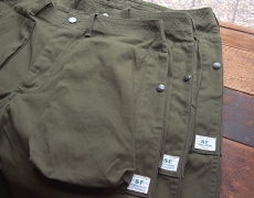 SASSAFRAS Digs Crew Pants 4/5(Canvas)