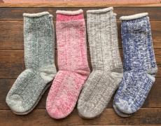 WILDERNESS WEAR Merino Fleece Socks