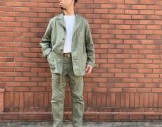 SASSAFRAS Sprayer Jacket/Sprayer Pants