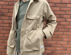 SASSAFRAS Digs Crew Half/Landscaper Vest(Ripstop)