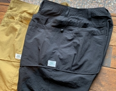 SASSAFRAS Whole Hole Pants 1/2 / Fall Leaf Gardener Pants 1/2