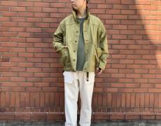 SASSAFRAS Overgrown Hiker Jacket
